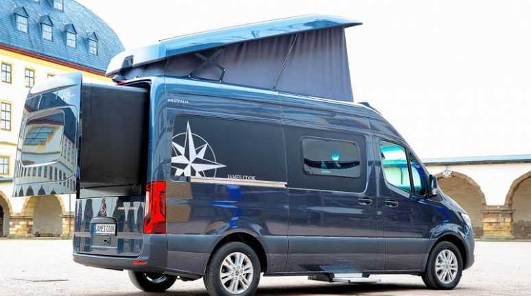Westfalia James Cook Mercedes-Benz Sprinter