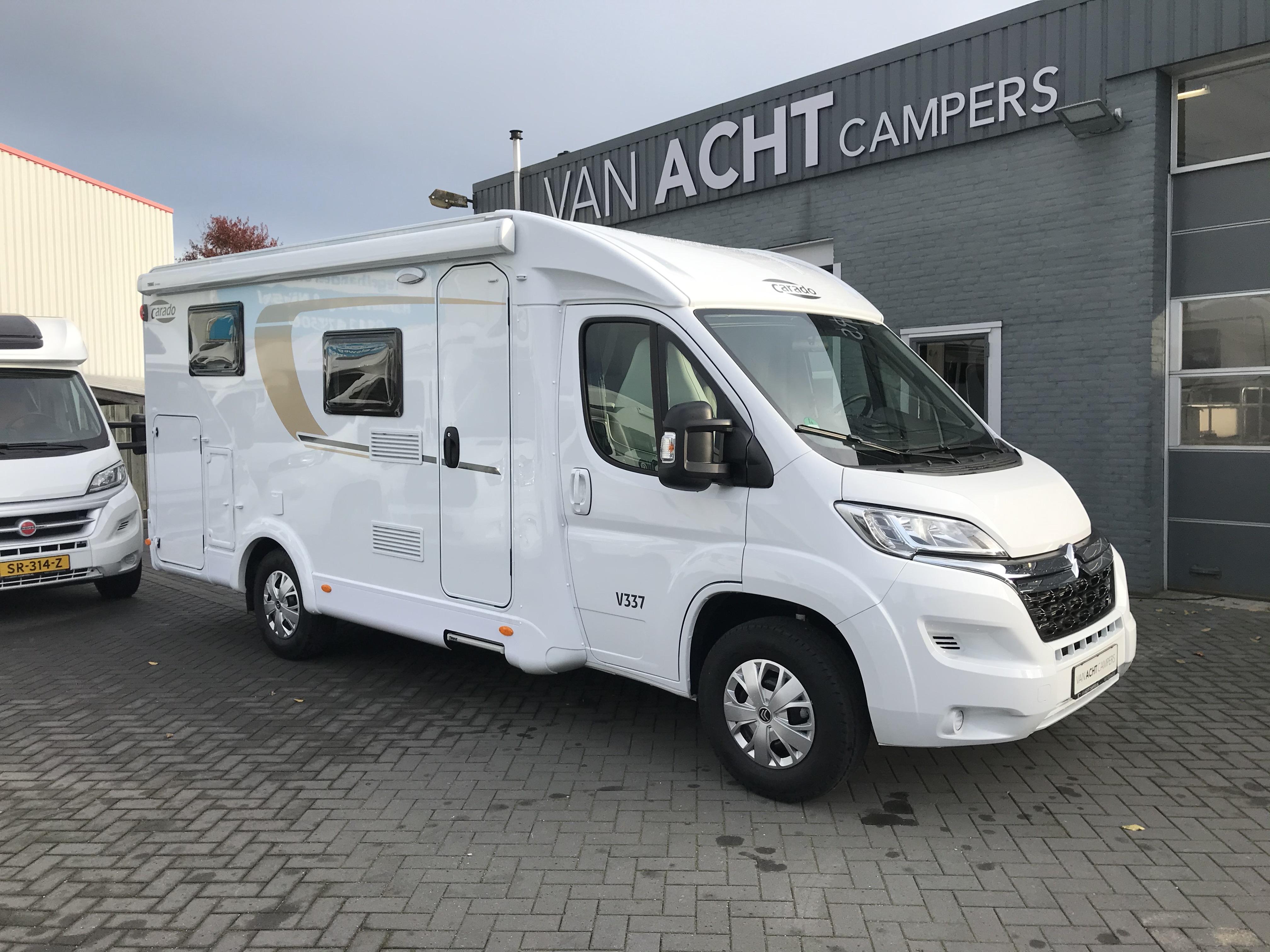 Luxe camper, type 4 2020