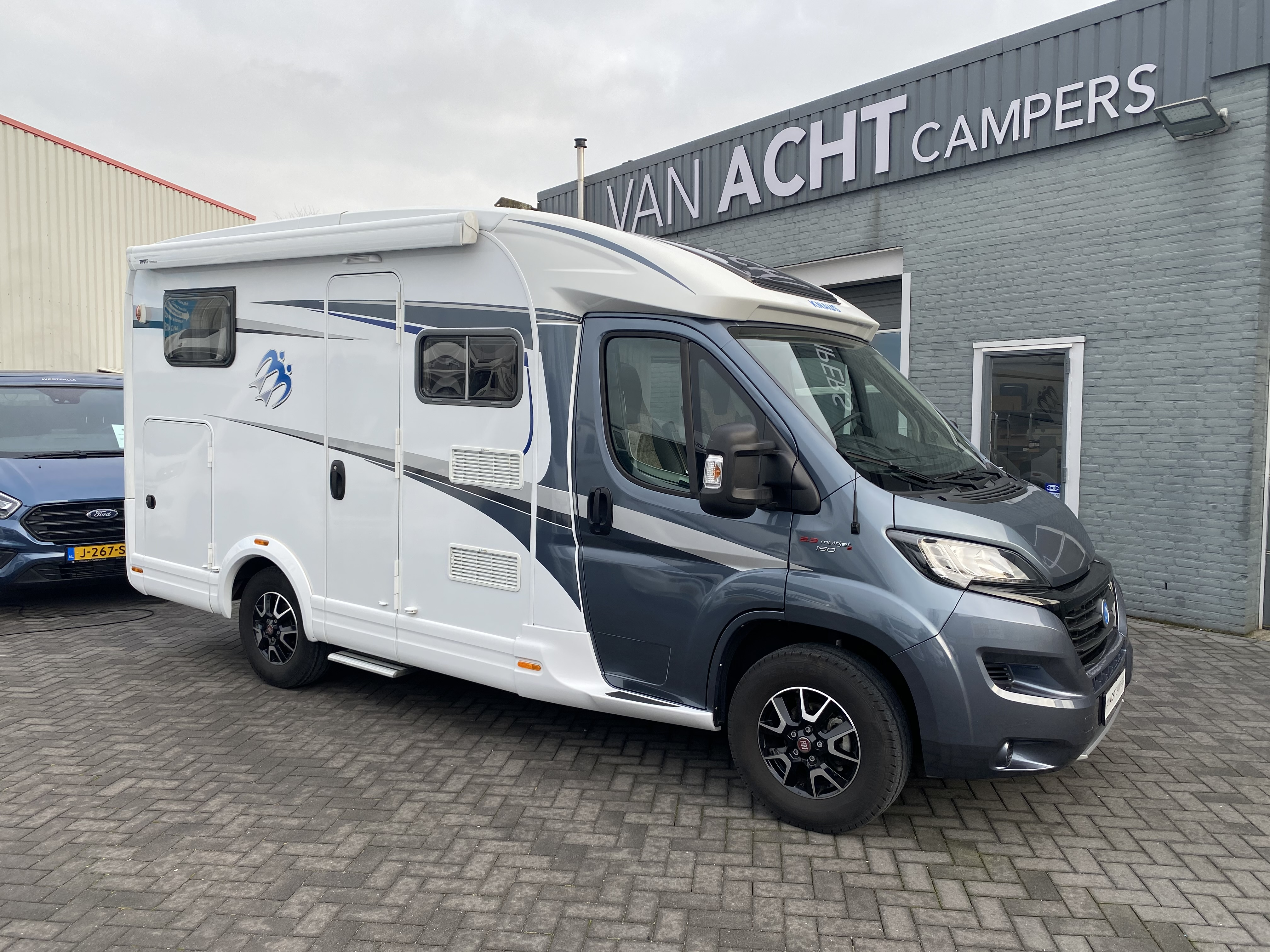 Camper compact type 1